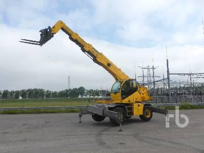 2010 DIECI PEGASUS 45.19 4x4x4 Telescopic Forklift