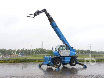 2008 MANITOU MRT2150 Privilege 4x4x4 Telescopic Forklift