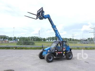 2017 GENIE GTH2506 4x4x4 Telescopic Forklift