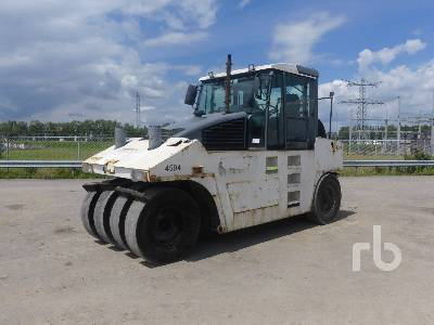 2004 BOMAG BW24R Vibratory Roller