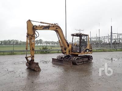 CATERPILLAR 307B Midi Excavator (5 - 9.9 Tons)