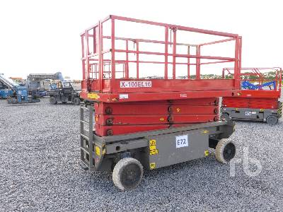 1999 HOLLAND LIFT X105EL16 Electric Scissorlift