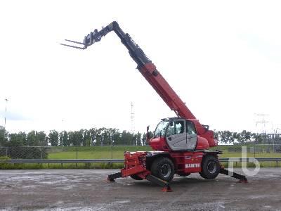 2015 MANITOU MRT2150+ Privilege 4x4x4 Telescopic Forklift