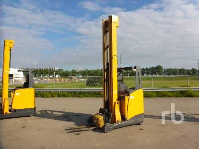 2004 JUNGHEINRICH ETV 216 Pallet Jack Forklift