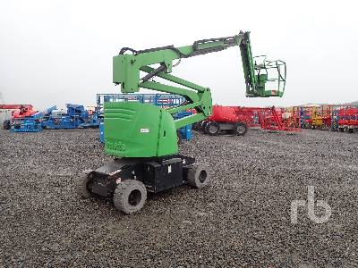2008 HAULOTTE HA15IP Electric Articulated Boom Lift