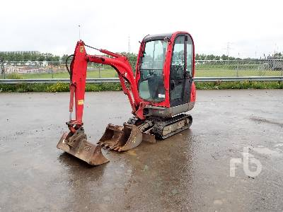 2010 JCB 8014 Mini Excavator (1 - 4.9 Tons)