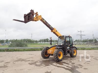 2014 JCB 531-70 4x4x4 Telescopic Forklift