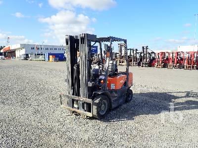 2007 DOOSAN D25G Forklift