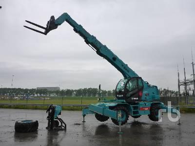 2012 BOBCAT TR50210 Telescopic Forklift