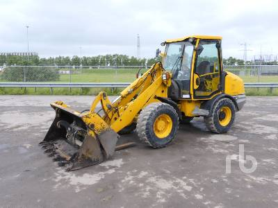 2007 JCB 406 Wheel Loader