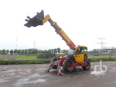 2011 DIECI 175 4x4x4 Telescopic Forklift