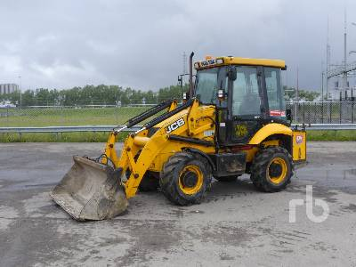2011 JCB 2CX 4x4x4 Loader Backhoe