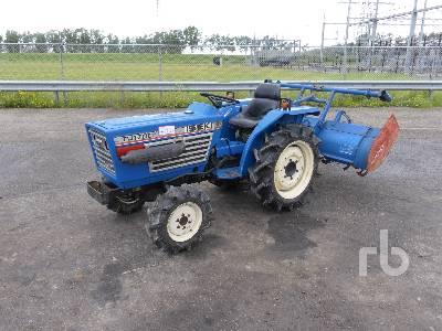 ISEKI TU1700 4WD Utility Tractor