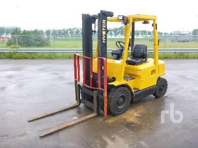 2001 HYSTER H2.00XM Forklift