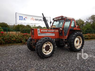 1993 FIATAGRI 160.90 4WD Agricultural Tractor MFWD Tractor
