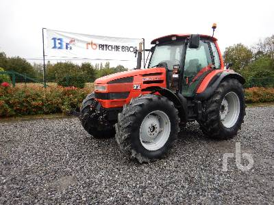 2000 SAME RUBIN 135 4WD Agricultural Tractor MFWD Tractor