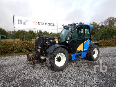 2012 NEW HOLLAND LM 5060 Chariot Telescopique Telescopic Forklift