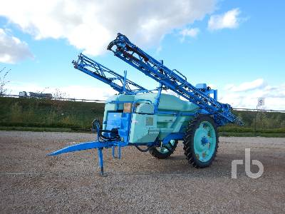 BERTHOUD RACER 2500 Sprayer