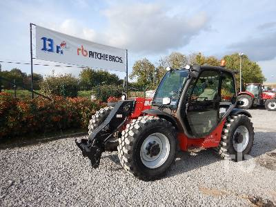 2012 MANITOU MLT634-120 Telescopic Forklift