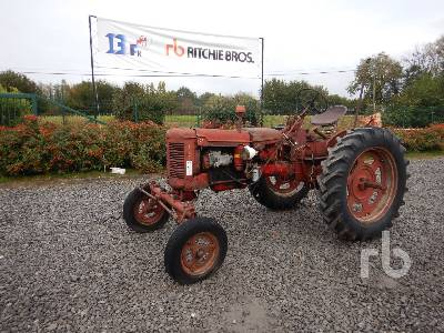 1955 CASE IH SFCD MFWD Tractor