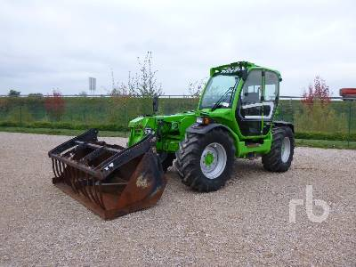 2015 MERLO TF38.7CS120 4x4x4 Chariot Telescopique 3800 Kg Telescopic Forklift