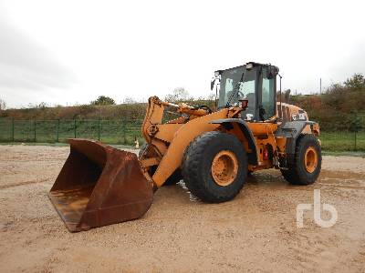 2007 CASE 821E Chargeuse Sur Pneus Wheel Loader