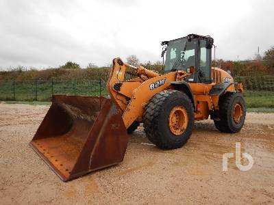 2012 CASE 821F Chargeuse Sur Pneus Wheel Loader