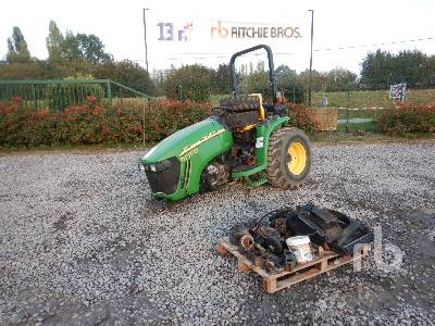 JOHN DEERE 3320 Utility Tractor 4x4 Parts/Stationary Construction-Other