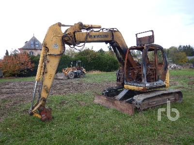 2007 NEW HOLLAND E70SR Midi Excavator Parts/Stationary Construction-Other