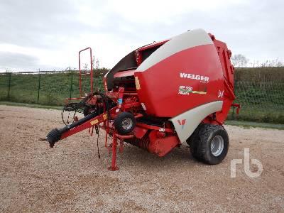 2005 WELGER RP520 FARMER Round Baler