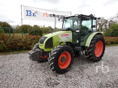 2008 CLAAS CELTIS 436 PLUS MFWD Tractor