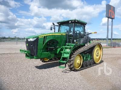 2011 JOHN DEERE 8360RT Track Tractor