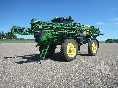 2015 JOHN DEERE R4045 Sprayer