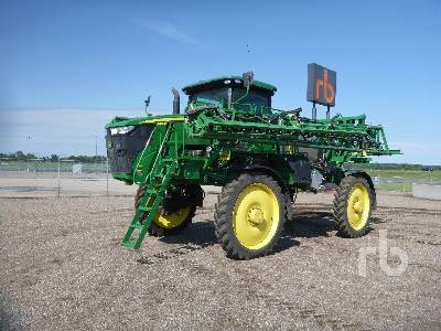 2014 JOHN DEERE R4030 Sprayer