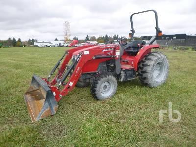 2017 MASSEY FERGUSON 2705E Utility Tractor