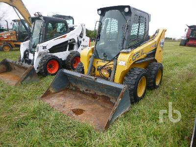 2014 GEHL R190 2 Spd Skid Steer Loader
