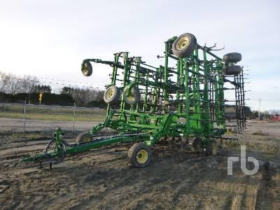2013 JOHN DEERE 2210 60 Ft 3 Point Field Cultivator
