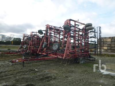 2011 CASE IH TIGERMATE 200 C 60 Ft Cultivator