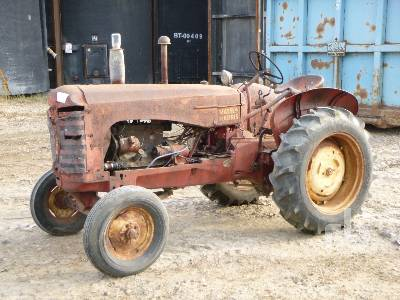1948 MASSEY HARRIS 30-GS 2WD Antique Tractor