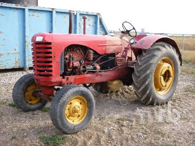 1955 MASSEY HARRIS 44G1SF Special 2WD Antique Tractor