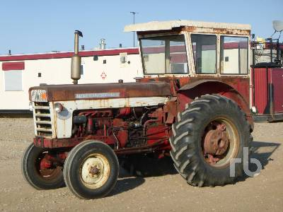 1959 INTERNATIONAL 560 2WD Antique Tractor