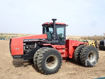 1991 CASE IH 9270 4WD Tractor