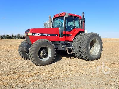 1989 CASE IH 7120 MFWD Tractor