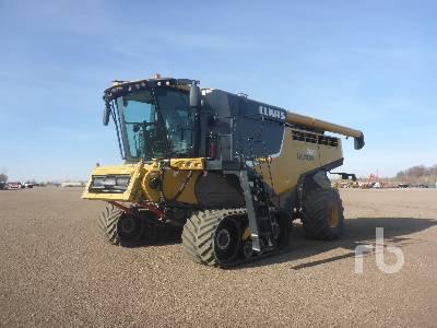 2018 CLAAS 760TTT RWA Combine