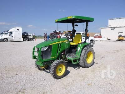 JOHN DEERE 3039R Utility Tractor