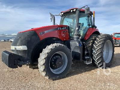 2017 CASE IH MAGNUM 250 MFWD Tractor