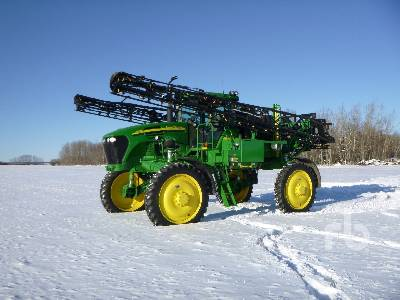 2006 JOHN DEERE 4720 90 Ft 4x4 High Clearance Sprayer