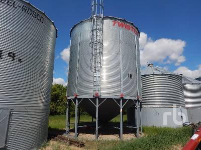 Twister Grain Bins For Sale | IronPlanet