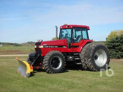 1990 CASE IH 7140 Magnum MFWD Tractor