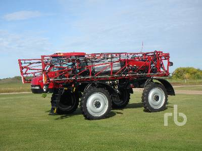 2013 CASE IH PATRIOT 3330 100 Ft High Clearance Sprayer